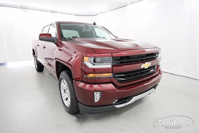 2018 Silverado 1500 Crew Cab 4x4 Pickup #SH80666 - photo 3
