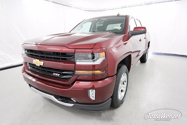 2018 Silverado 1500 Crew Cab 4x4 Pickup #SH80666 - photo 5