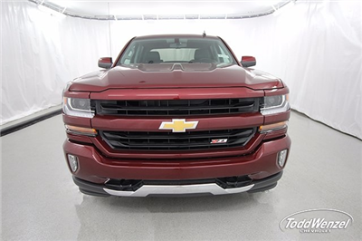 2018 Silverado 1500 Crew Cab 4x4 Pickup #SH80666 - photo 4