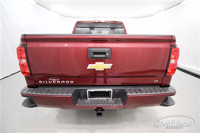 2018 Silverado 1500 Crew Cab 4x4 Pickup #SH80666 - photo 7
