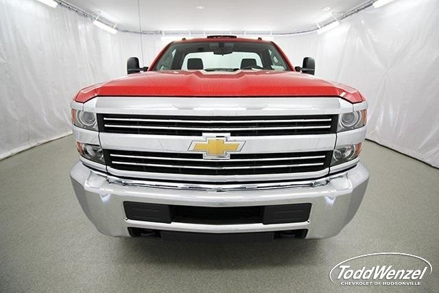 2018 Silverado 2500 Regular Cab 4x4, Pickup #SH80746 - photo 4