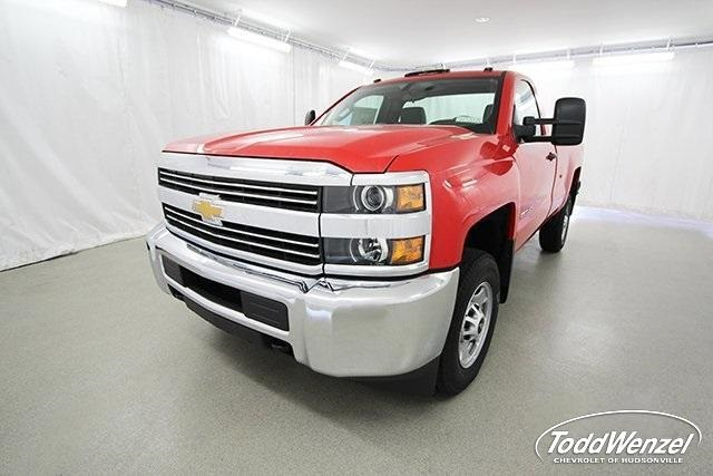 2018 Silverado 2500 Regular Cab 4x4, Pickup #SH80746 - photo 5