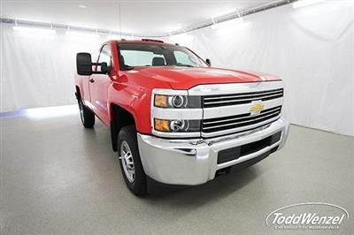 2018 Silverado 2500 Regular Cab 4x4, Pickup #SH80746 - photo 3