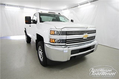 2018 Silverado 2500 Regular Cab 4x4, Pickup #SH80801 - photo 3