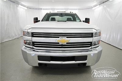 2018 Silverado 2500 Regular Cab 4x4, Pickup #SH80801 - photo 4