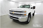 2018 Silverado 2500 Regular Cab 4x4, Pickup #SH80801 - photo 5
