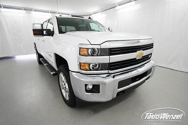 2018 Silverado 2500 Crew Cab 4x4,  Pickup #SH80817 - photo 3