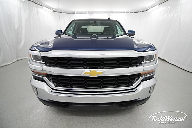 2018 Silverado 1500 Double Cab 4x4, Pickup #SH80855 - photo 4