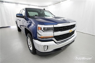 2018 Silverado 1500 Double Cab 4x4, Pickup #SH80855 - photo 3