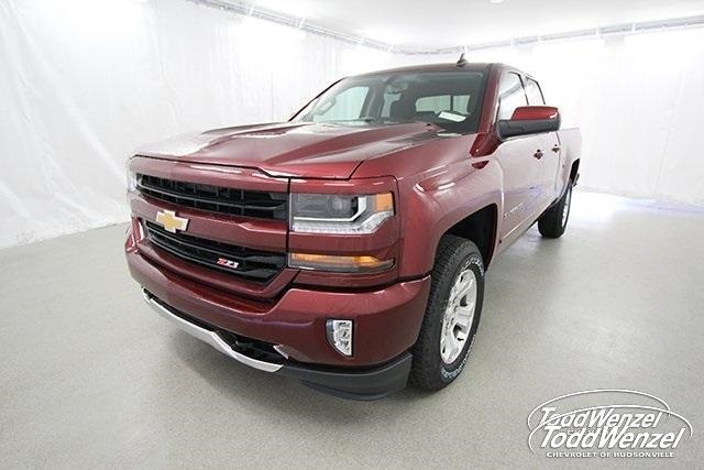 2018 Silverado 1500 Double Cab 4x4, Pickup #SH80868 - photo 5