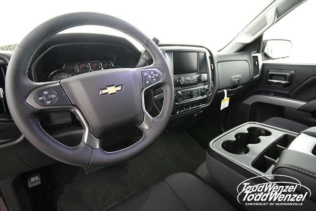 2018 Silverado 1500 Double Cab 4x4, Pickup #SH80868 - photo 17