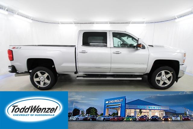 2018 Silverado 2500 Crew Cab 4x4, Pickup #SH80876 - photo 1