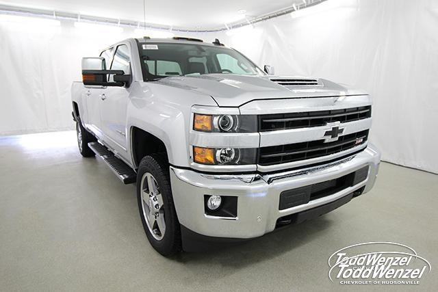 2018 Silverado 2500 Crew Cab 4x4, Pickup #SH80876 - photo 3