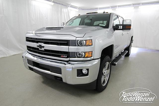 2018 Silverado 2500 Crew Cab 4x4, Pickup #SH80876 - photo 5