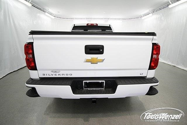2018 Silverado 1500 Double Cab 4x4, Pickup #SH80879 - photo 7