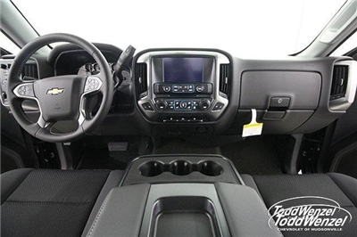 2018 Silverado 1500 Double Cab 4x4, Pickup #SH80879 - photo 9