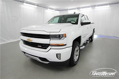2018 Silverado 1500 Double Cab 4x4, Pickup #SH80879 - photo 5