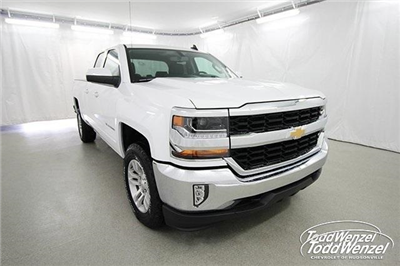 2018 Silverado 1500 Double Cab 4x4, Pickup #SH80880 - photo 3