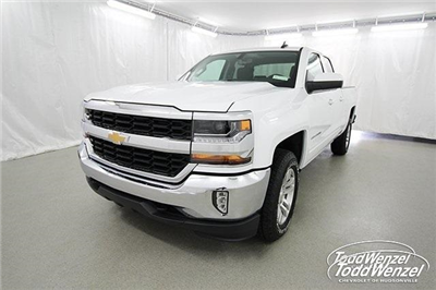 2018 Silverado 1500 Double Cab 4x4, Pickup #SH80880 - photo 5