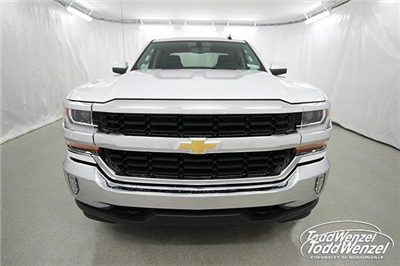 2018 Silverado 1500 Double Cab 4x4, Pickup #SH80880 - photo 4