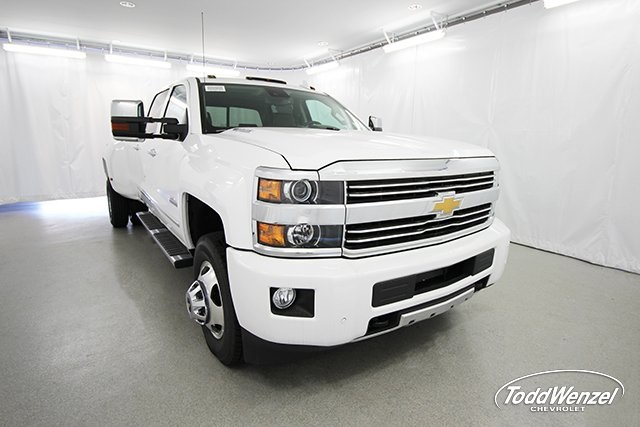 2018 Silverado 2500 Crew Cab 4x4 Pickup #SH80881 - photo 3
