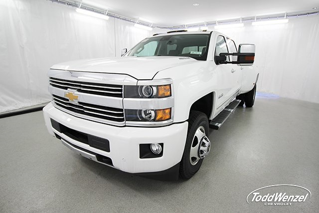 2018 Silverado 2500 Crew Cab 4x4 Pickup #SH80881 - photo 5