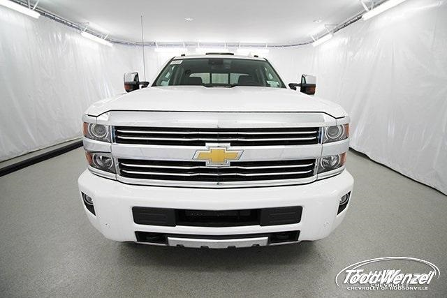 2018 Silverado 2500 Crew Cab 4x4, Pickup #SH80881 - photo 4