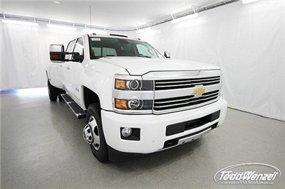 2018 Silverado 2500 Crew Cab 4x4, Pickup #SH80881 - photo 3