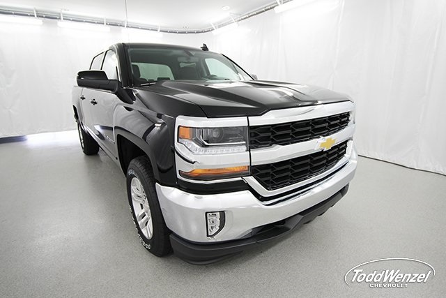 2018 Silverado 1500 Crew Cab 4x4, Pickup #SH81028 - photo 3