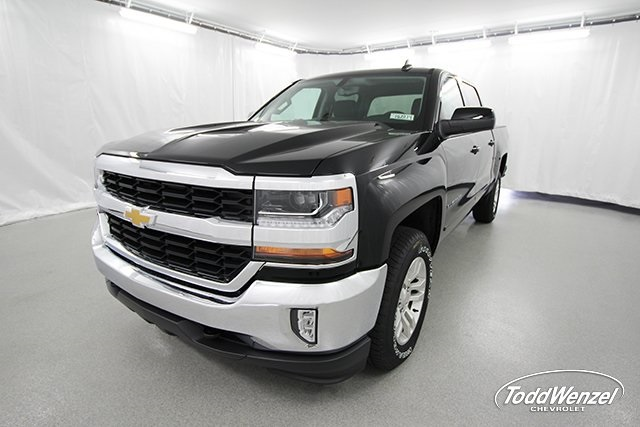 2018 Silverado 1500 Crew Cab 4x4, Pickup #SH81028 - photo 5
