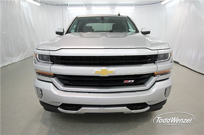 2018 Silverado 1500 Crew Cab 4x4, Pickup #SH81031 - photo 4