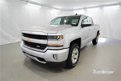 2018 Silverado 1500 Crew Cab 4x4, Pickup #SH81031 - photo 5