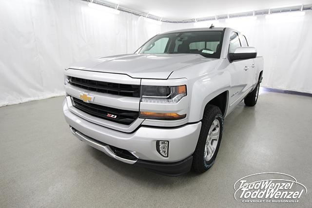 2018 Silverado 1500 Double Cab 4x4, Pickup #SH81072 - photo 5