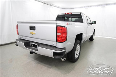 2018 Silverado 1500 Double Cab 4x4, Pickup #SH81072 - photo 2