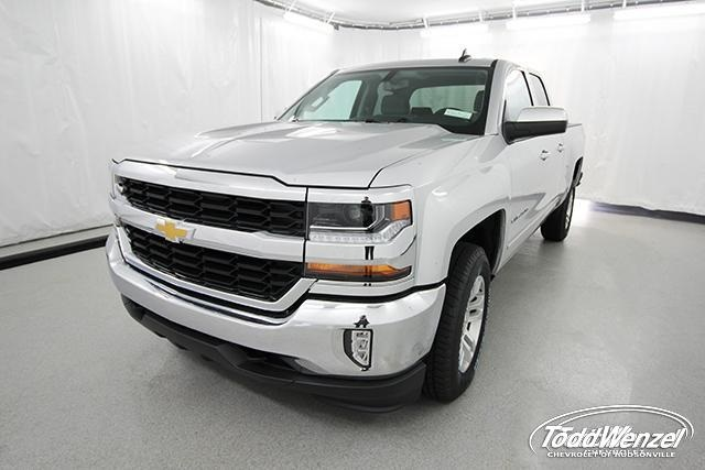 2018 Silverado 1500 Double Cab 4x4,  Pickup #SH81088 - photo 5