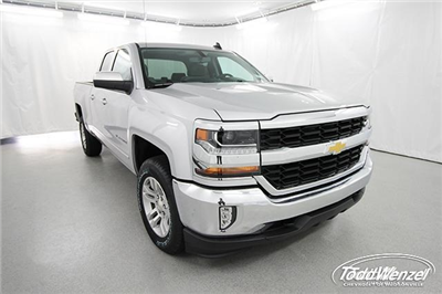 2018 Silverado 1500 Double Cab 4x4,  Pickup #SH81088 - photo 3
