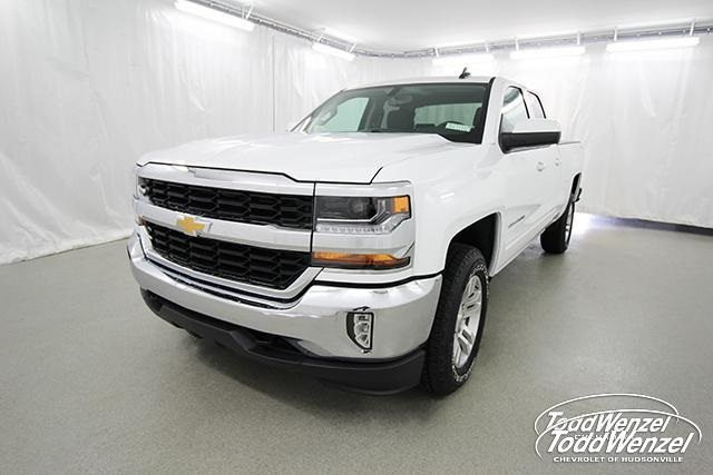 2018 Silverado 1500 Double Cab 4x4, Pickup #SH81094 - photo 5
