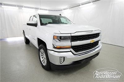 2018 Silverado 1500 Double Cab 4x4, Pickup #SH81094 - photo 3