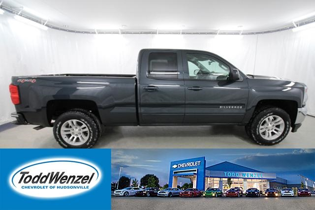 2018 Silverado 1500 Double Cab 4x4, Pickup #SH81096 - photo 1