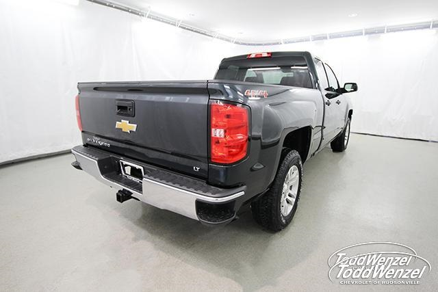 2018 Silverado 1500 Double Cab 4x4, Pickup #SH81096 - photo 2