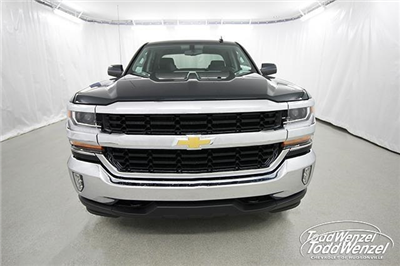 2018 Silverado 1500 Double Cab 4x4, Pickup #SH81096 - photo 4