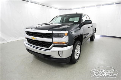 2018 Silverado 1500 Double Cab 4x4, Pickup #SH81096 - photo 5
