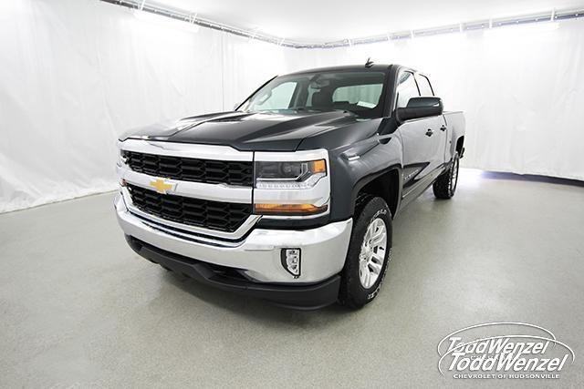 2018 Silverado 1500 Double Cab 4x4, Pickup #SH81102 - photo 5