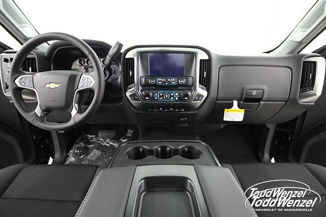 2018 Silverado 1500 Double Cab 4x4, Pickup #SH81103 - photo 10