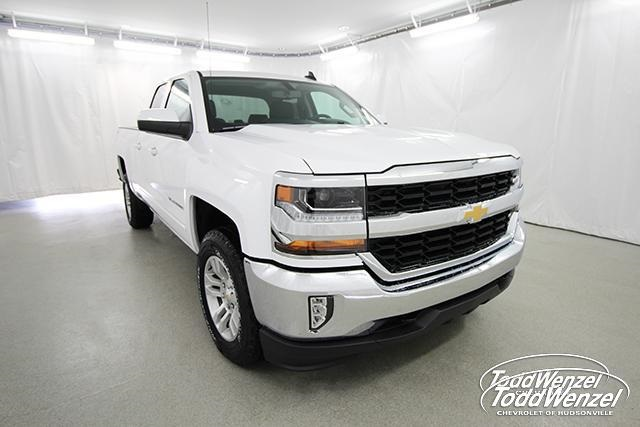 2018 Silverado 1500 Double Cab 4x4, Pickup #SH81103 - photo 3