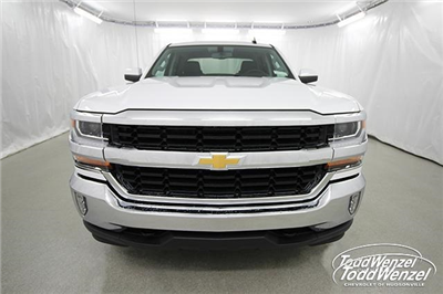 2018 Silverado 1500 Double Cab 4x4, Pickup #SH81103 - photo 4