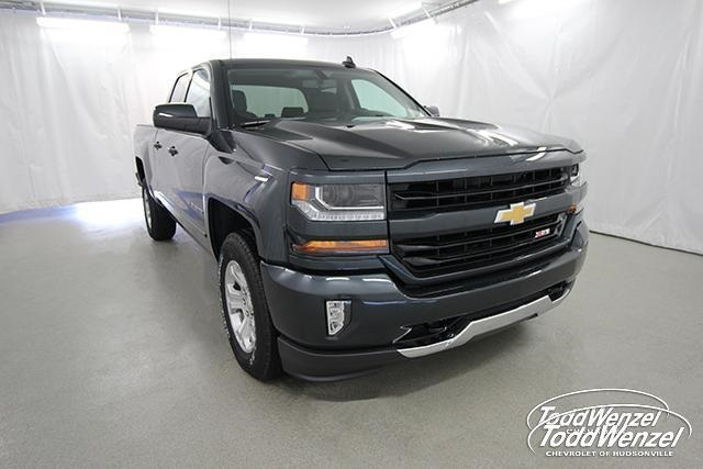 2018 Silverado 1500 Double Cab 4x4,  Pickup #SH81122 - photo 3