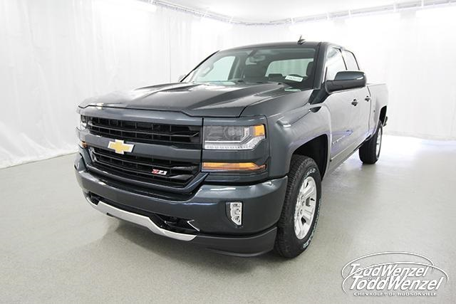 2018 Silverado 1500 Double Cab 4x4,  Pickup #SH81122 - photo 5
