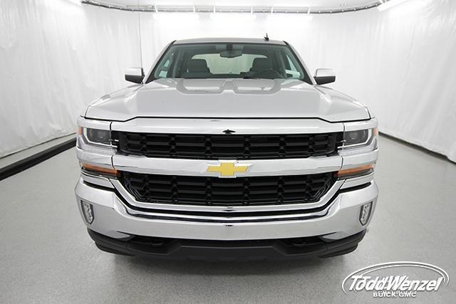 2018 Silverado 1500 Double Cab 4x4, Pickup #SH81124 - photo 4