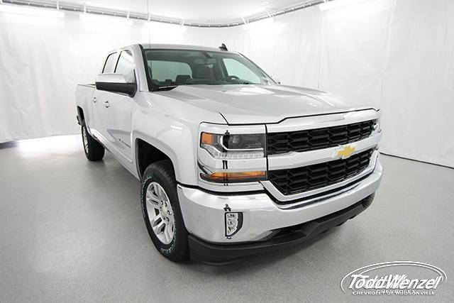 2018 Silverado 1500 Double Cab 4x4, Pickup #SH81124 - photo 3